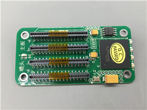 <b>Epson DX5 F186000 3RD LOCKED DECODER CARD</b>