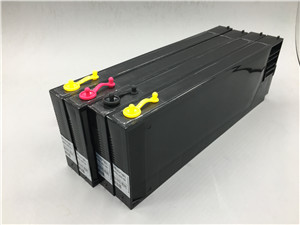 UV Refillable Ink Cartridge with switches