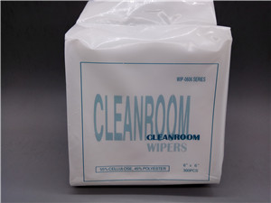 6*6 cleanroon wiper