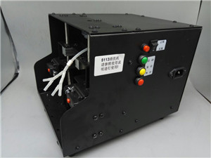DX5 printhead cleaning machine